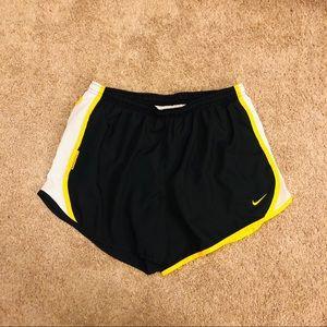 Nike Shorts - Livestrong Black & Yellow Nike Shorts- XL